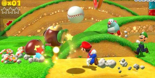 Details of improvements included in Super Mario 35th Anniversary Collection and Super Mario 3D World Deluxe are leaked
