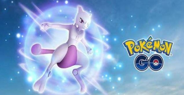 Pokémon Go: Mewtwo with armor can now be captured in raids