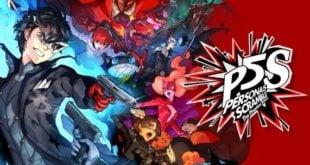 Persona 5 Scramble: The Phantom Strikers is released in Japan