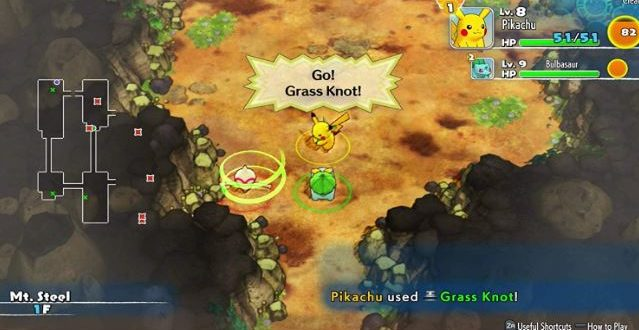 Pokemon Mystery Dungeon DX demo is out now for Nintendo Switch