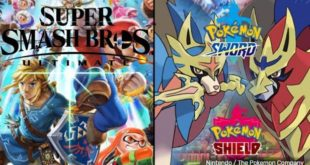 Pokemon Sword/Shield is getting close to outselling Smash Bros. Ultimate