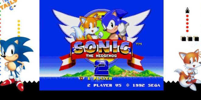 Sega Ages Sonic The Hedgehog 2 Is Out Now For Nintendo Switch