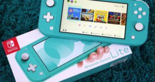 Switch lite sold 46,161 units while the Switch sold 4,424 units in Japan