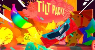 Multiplayer game Tilt Pack is releasing on Nintendo switch on Feb 11