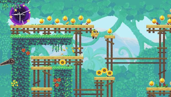 Wunderling will be released for Nintendo Switch on March 5th