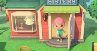 Nintendo UK releases charming Animal Crossing: New Horizons scenes