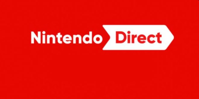 Nintendo Direct is going to take place this month(February)