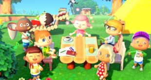 Animal Crossing: New Horizons has broken UK sales records