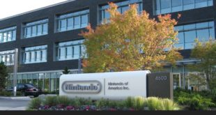 An employee at Nintendo of America has tested positive for Coronavirus