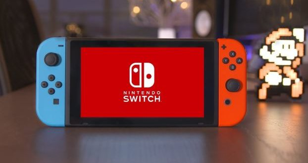 Nintendo Switch is coming back in stock in the United States soon