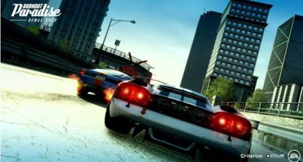 Burnout Paradise- Remastered will run on Nintendo Switch at 60 FPS