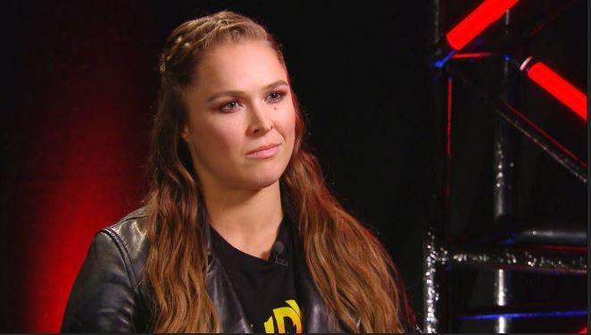 Ronda Rousey played AC: New Horizons to aid the Covid-19 response
