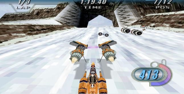 Star Wars Episode I: Racer makes its way to Nintendo Switch