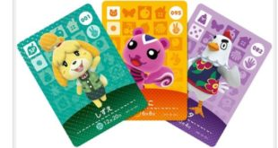 Animal Crossing amiibo cards are coming back in stock soon