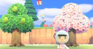 Balloons are haunting Animal Crossing: New Horizons players