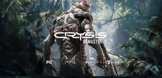 Crysis Remastered Coming To PC And Consoles On September 18