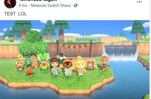 Dead or Alive series creator enjoys Animal Crossing: New Horizons