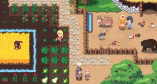 Co-op farming and life simulation Roots of Pacha announced for Nintendo Switch and other consoles