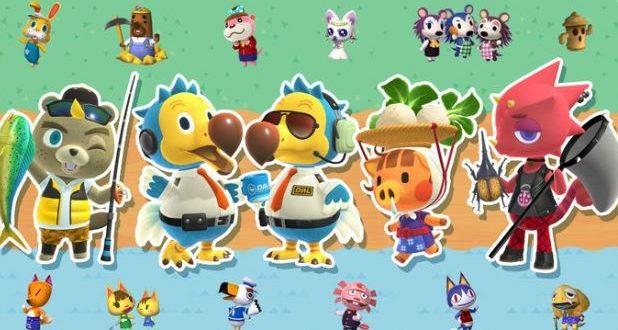 Animal Crossing: New Horizons spirits are coming to Smash Bros. Ultimate