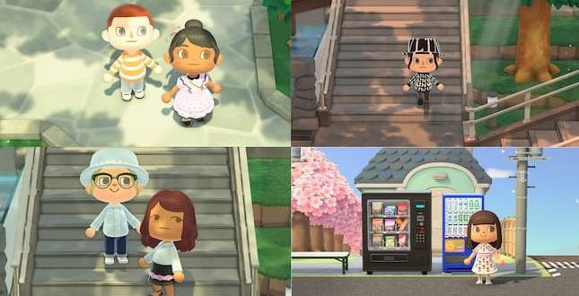 Valentino & Marc Jacobs Drop Animal Crossing: New Horizons Outfits