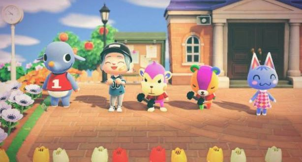 Animal Crossing: New Horizons outsells GTA V and Division 2 in the UK