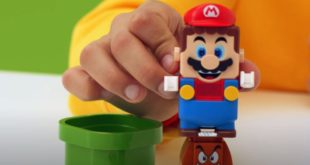 Lego Super Mario will feature POWER-UPS