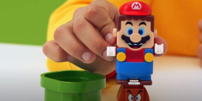 Lego Super Mario will feature POWER-UPS