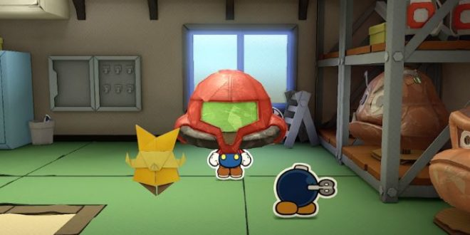 Paper Mario: The Origami King Producer Responds To Criticism Of Battle System