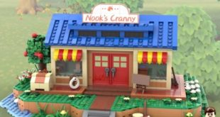 This LEGO Mini Nook's Cranny from Animal Crossing: New Horizons could be real if it reaches 10,000 votes