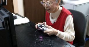90-year-old Hamako Mori holds Guinness World Record for oldest gaming YouTuber