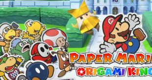 Paper Mario: The Origami King arrives on Nintendo Switch on July 17