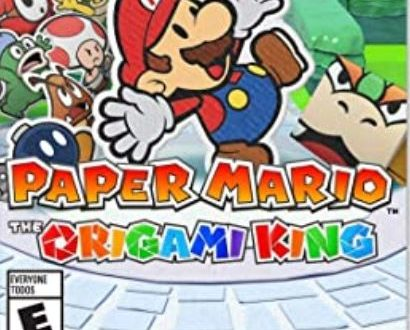 Switch's upcoming game Paper Mario: The Origami King is available for Pre-order