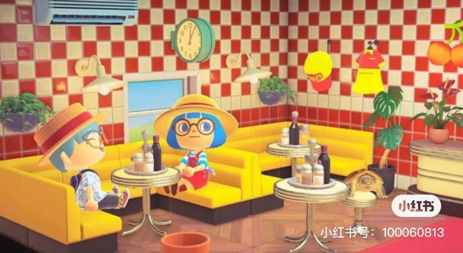 How To Recreate Mcdonald S Restaurant In Animal Crossing New Horizons