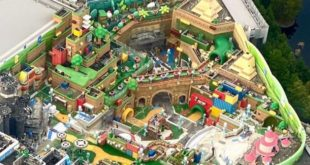 Universal Studios Japan confirms the delay of the opening of Super Nintendo World