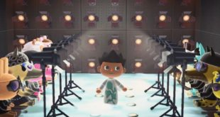 Watch the first Animal Crossing: New Horizons fashion show