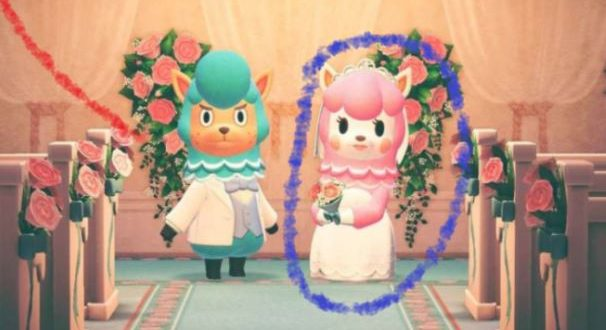 Here's Animal Crossing: New Horizons wedding season event info and rewards