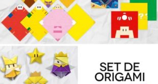 Reserve Paper Mario: The Origami King at GAME stores and get a complete origami set as a gift
