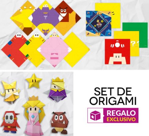 Origami Colour Game - Bilingual Kidspot | 446x489