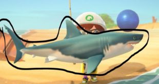 How to become a millionaire with fishing in Animal Crossing New Horizons in June