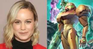 Brie Larson would like to play Samus in the Metroid movie