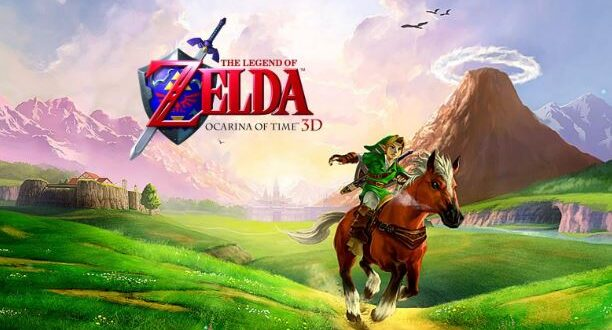 Nintendo registers a new brand of The Legend of Zelda: Ocarina of Time in Australia and Europe