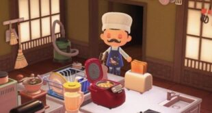 Animal Crossing: New Horizons is going to receive sewing and cooking