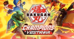 Bakugan: Champions of Vestroia is the new WayForward game coming exclusively to Nintendo Switch