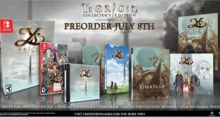 Evocative RPG Ys Origin releases for Nintendo Switch later this year