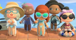 Animal Crossing now lets players add acne, tattoos, mastectomy scars