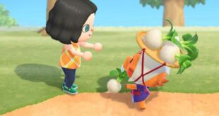 Animal Crossing: New Horizons Players Can Now Donate Their Rotten Turnips For A Good Cause