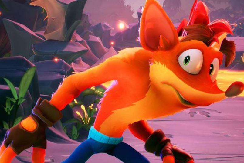 Crash Bandicoot 4: it's About Time Will feature competitive and cooperative multiplayer
