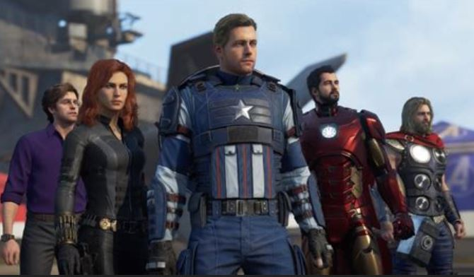 Marvel Heroes Developer Will Create New Systems And Features For Marvel's Avengers