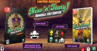 Oddworld: Abe's Odyssee Remake Coming To Nintendo Switch In October