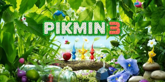 Why Nintendo releases Pikmin 3 DX for Switch instead of a new installment